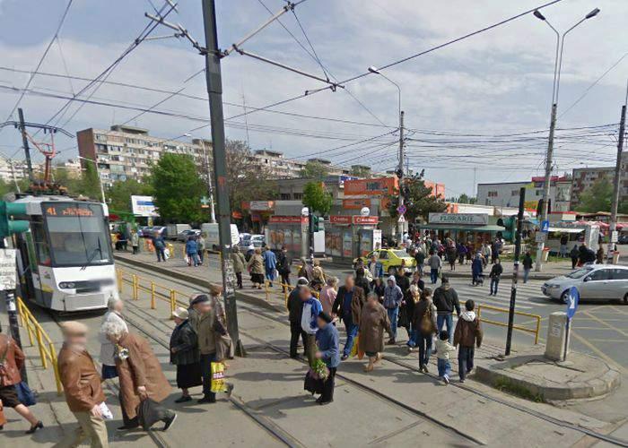 Accident în Drumul Taberei! Un bărbat a fost izbit frontal de un pensionar pe trecerea de pietoni