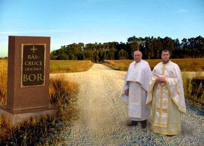 Aprobarea Patriarhiei, necesară de azi pentru construcţia intersecţiilor în cruce