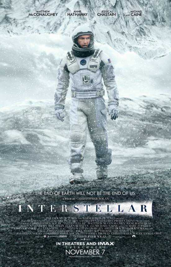 Interstellar – Ia o navă spațială, să nu mai ieși din uluială
