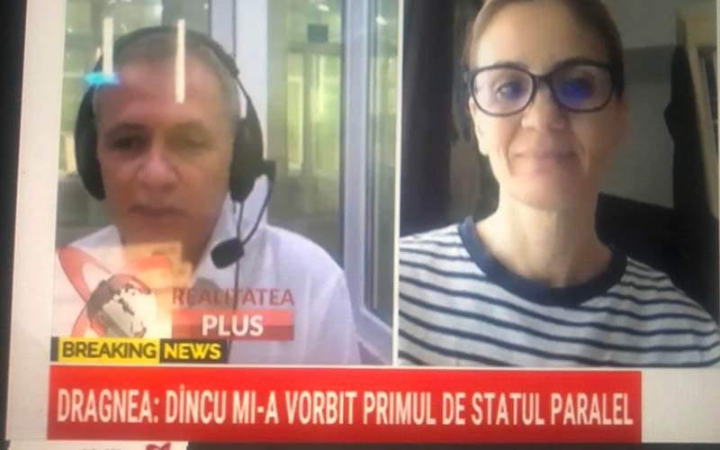 Gafă! Sosia lui Dragnea a uitat să-și pună mustața pentru interviul din închisoare