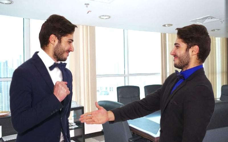 Un tânăr şi-a făcut propria firmă şi acum se teme că o să pice interviul de angajare
