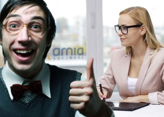 """Un absolvent de Politehnică se laudă c-a stat de vorbă cu opt femei într-o zi: """"Am fost la opt interviuri!"""""""