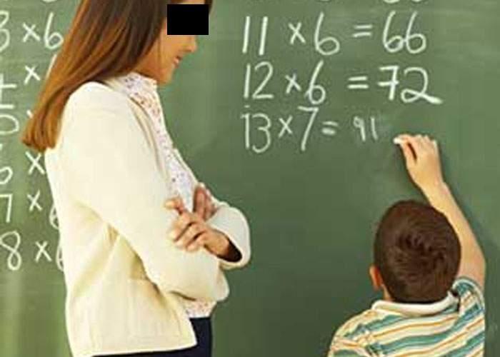Scandalurile se ţin lanţ! O învăţătoare din sectorul 3 a fost acuzată că îi punea pe copii să înveţe