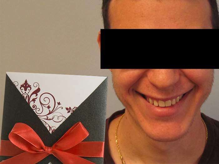 Cel mai sadic român! Se însoară în fiecare an ca să-şi terorizeze prietenii cu invitaţii la nuntă