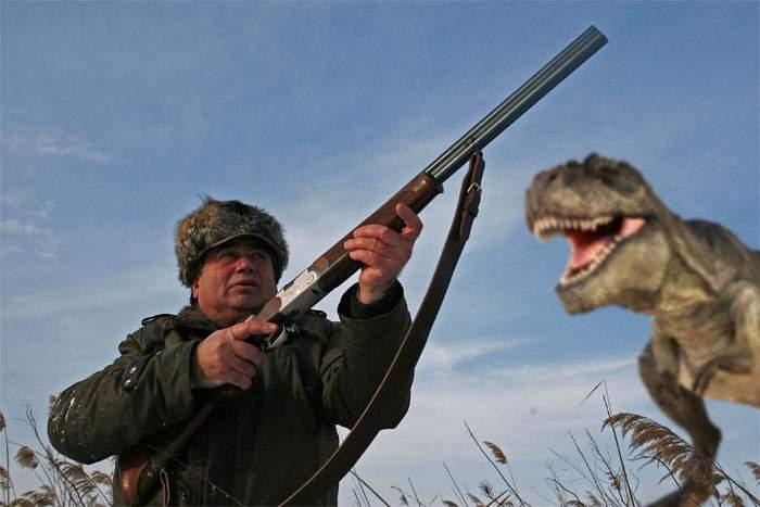 Ioan Niculae a plătit cercetători să readucă la viață mai multe specii de dinozauri, ca să-i împuște