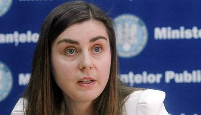 Ioana Petrescu pleacă de la Finanţe: Mă întorc la Harvard, că buda nu se spală singură!