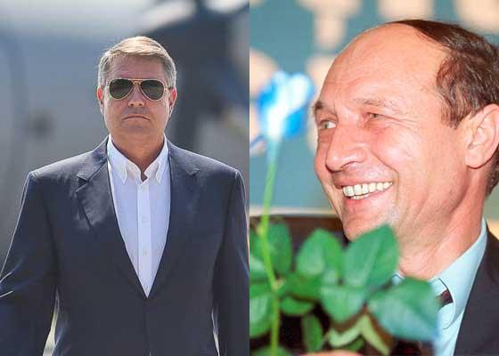 Băsescu, devastat că a pierdut titlul de cel mai frumos preşedinte al României din toate timpurile
