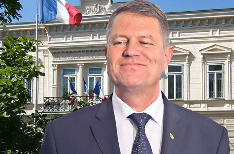 Cucerire surpriză! Membrii ambasadei Franței s-au predat lui Iohannis la recepția de ziua națională