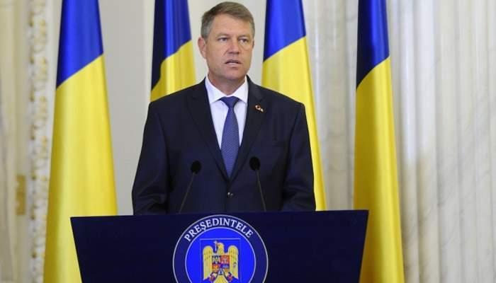 """Iohannis a concediat purtătorul de cuvânt: """"Am spus tot ce aveam de spus ca preşedinte"""""""