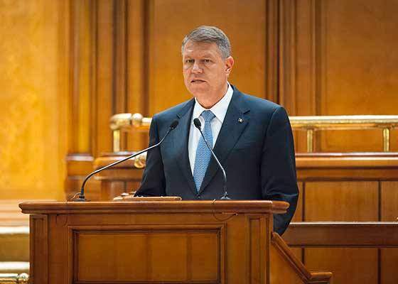 Zece lucruri despre discursul lui Iohannis din Parlament