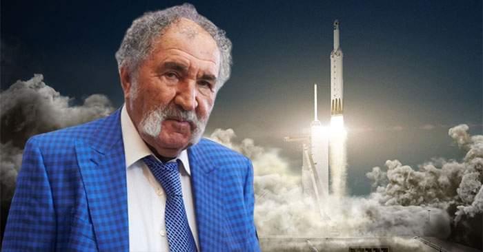 Ion Ţiriac spune că ar vrea şi el să lanseze rachete ca Musk, dar nu-l ajută statul român