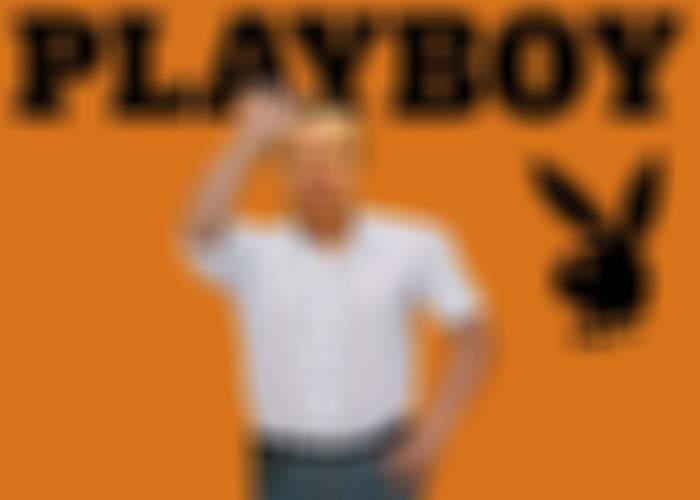 Foto! Ion Cristoiu a renunţat la inhibiţii şi a pozat în Playboy fără vestă
