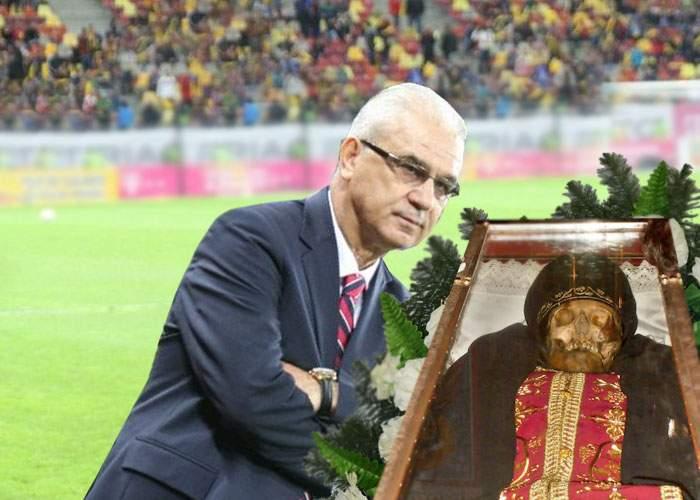 Iordănescu acuză! Meciul cu Armenia e la București, dar moaștele sunt la Iași