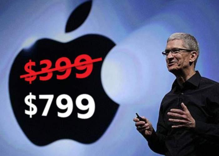 """Apple a dublat preţul noului iPhone. """"Era jignitor de ieftin pentru fanii Apple"""""""