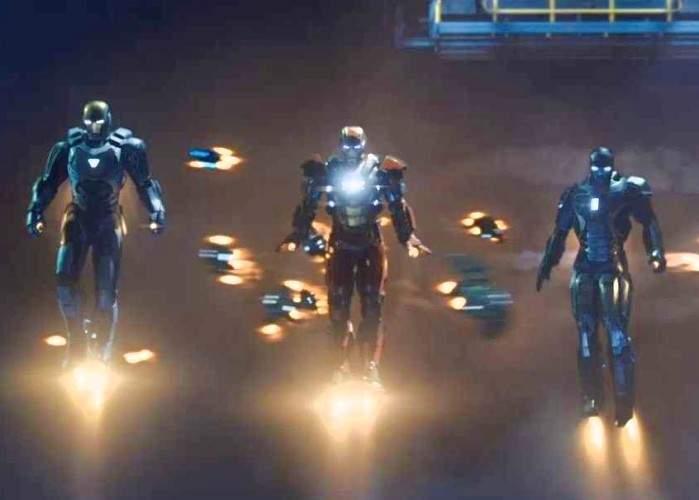 Iron Man 3, succes teribil în cinematografe: peste un milion de ţigani au venit la premieră