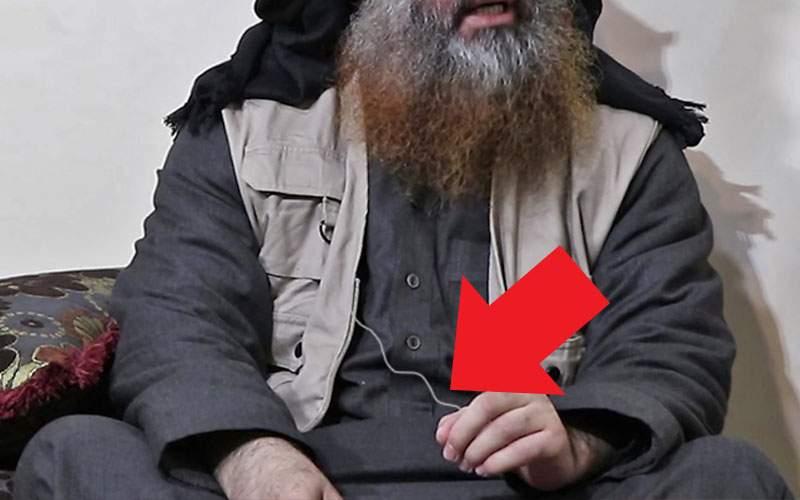 """Sfârşitul tragic al şefului ISIS: """"A văzut că îi atârna o aţă la vestă şi a tras de ea"""""""