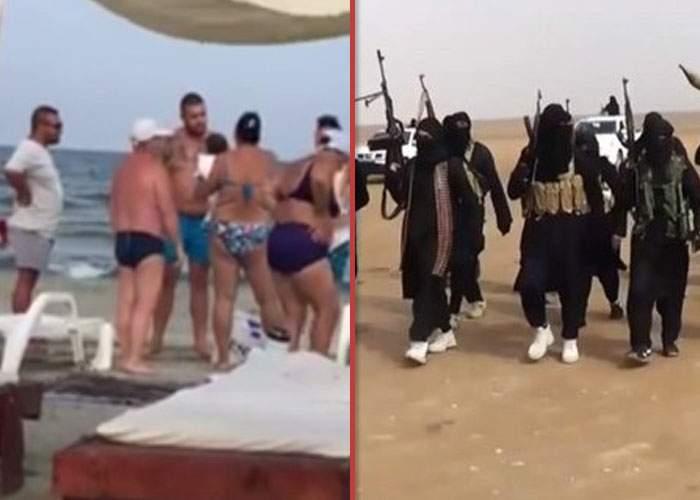 Statul Islamic, alternativă bună la Mamaia! Nisipul nu e aşa fin, dar riscul să fii bătut e mai mic