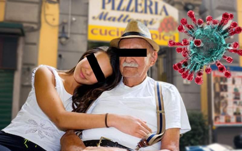 Moșii italieni cu coronavirus, cei mai căutați de românce pentru că mor mai repede