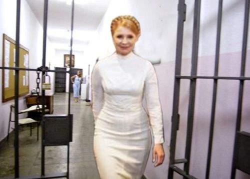 Deţinuţii ucraineni insistă pentru închiderea Iuliei Timoşenko