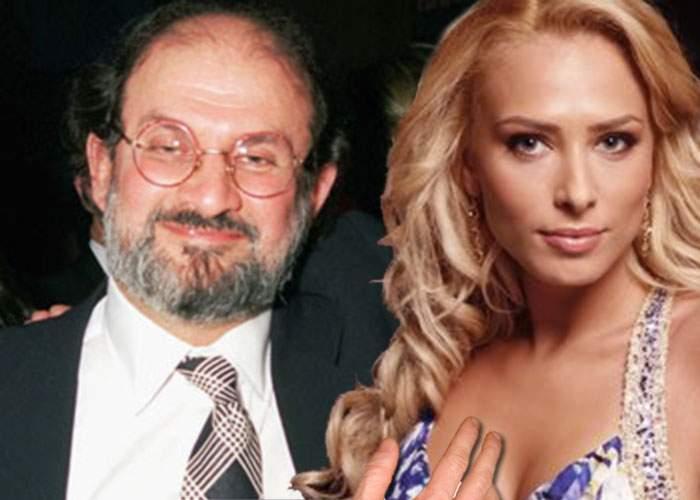 """Iulia Vântur s-a despărțit de iubitul indian: """"Între mine și Salman Rushdie nu mai e nimic"""""""