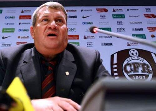 """Iuliu Mureşan: """"CFR Cluj nu va da valize la alte echipe. Noi dăm direct la arbitri"""""""