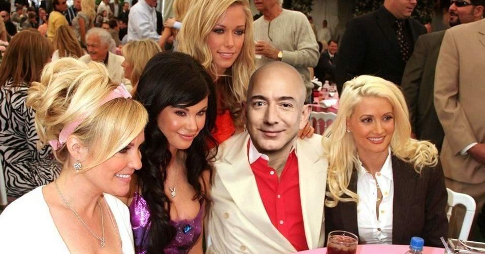 Un studiu făcut pe Jeff Bezos confirmă că femeile sunt înnebunite după bărbaţii cu chelie