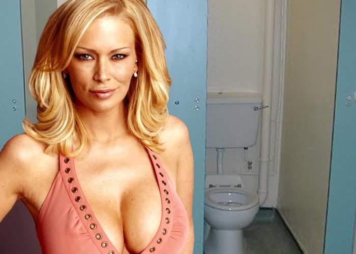 Jenna Jameson vine în România! Va filma scene de sex în toaleta şcolii din Târgu Frumos