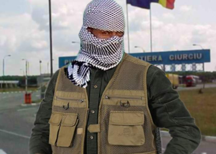 Un terorist ISIS a traversat România nestingherit! Din cauza vestei, toţi credeau că e Ion Cristoiu