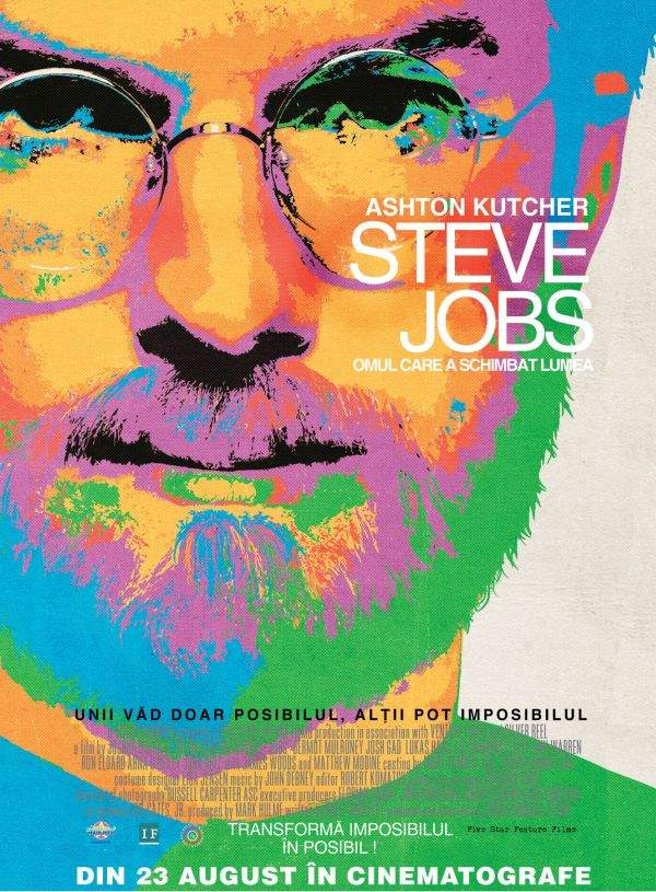Jobs – Nimeni nu-i profet în ţara (Mac-u-)lui!