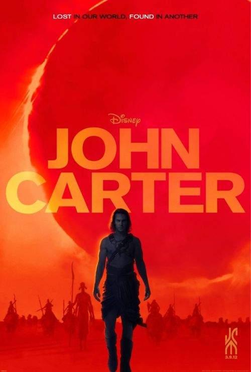 John Carter – Curtea marţiană te mănâncă!!!