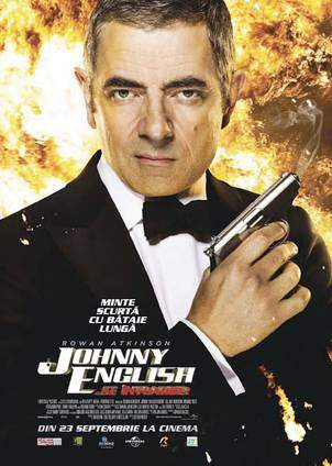 Johnny English Reborn – Atenţie, sarcină toxică!!!