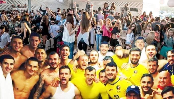 """Tricolorii nu sunt afectaţi de ratarea Mondialului: """"Piţipoancele din Loft oricum nu se uită la fotbal"""""""