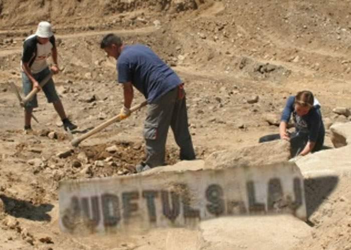 Arheologii au descoperit că judeţul Sălaj era obscur încă de pe vremea romanilor