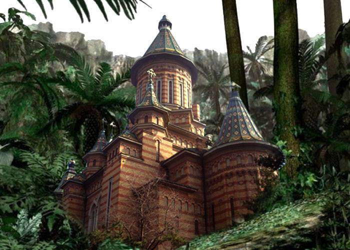Inspirat de Therme Bucureşti, primarul Timişoarei, Robu, face junglă amazoniană în Parcul Rozelor