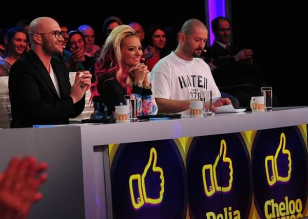 Delia, Cheloo și Bendeac vor lua mai puțini bani, după ce ANAF a încadrat iUmor la emisiuni de IT
