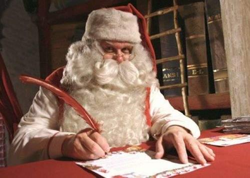 Jurnalul lui Moş Crăciun (I)
