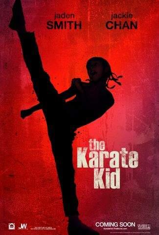 The Karate Kid – kung fu de la mama lui