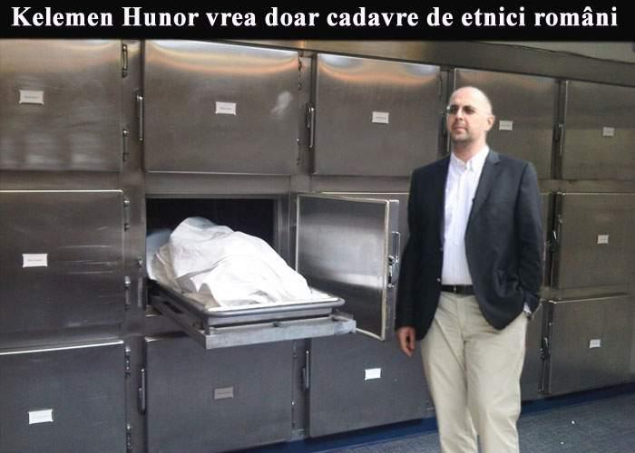 UDMR cere ca la Medicina din Târgu Mureş să se studieze doar pe cadavre de români