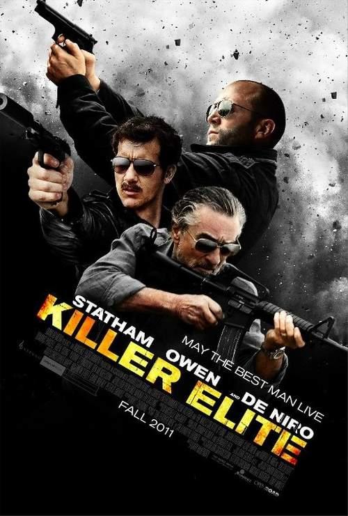 Killer Elite – De Niro, nu mai eşti asasinul care te ştiam!!!