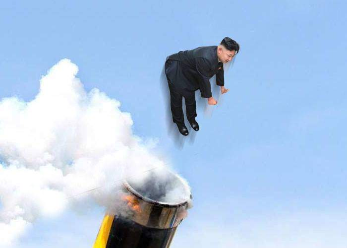 Test cu rachete eșuat! Armata nord-coreeană l-a lansat din greșeală pe Kim Jong Un în ocean
