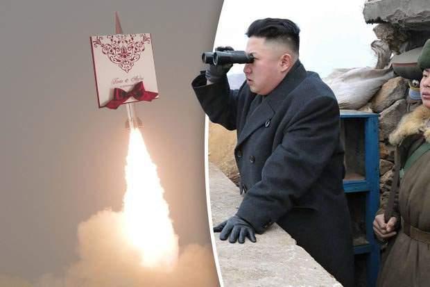 După rachete nucleare, Coreea de Nord testează o armă și mai periculoasă: lansatorul de invitații la nunți