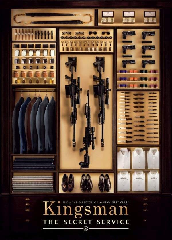Kingsman: The Secret Service – Noblețea câștigă