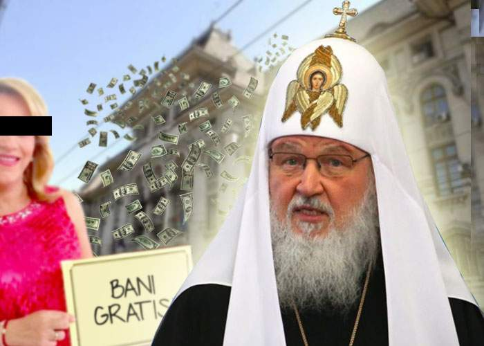 Patriarhul Chiril al Rusiei explică vizita la Bucureşti: Am auzit că e o proastă aici care tot dă bani la biserici
