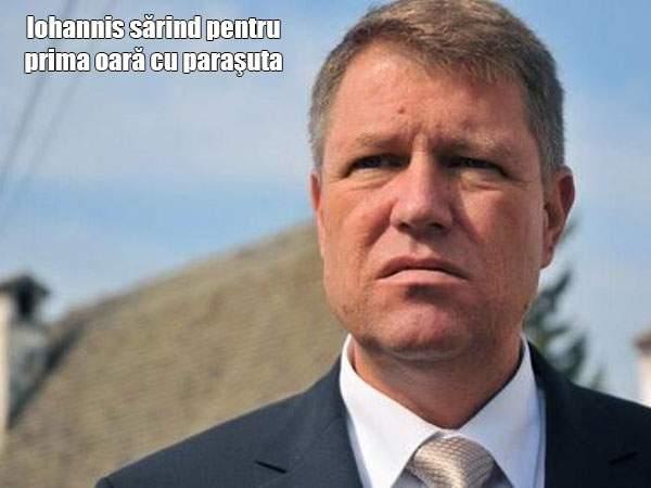 Fotogalerie: 7 chipuri ascunse ale candidatului Klaus Iohannis