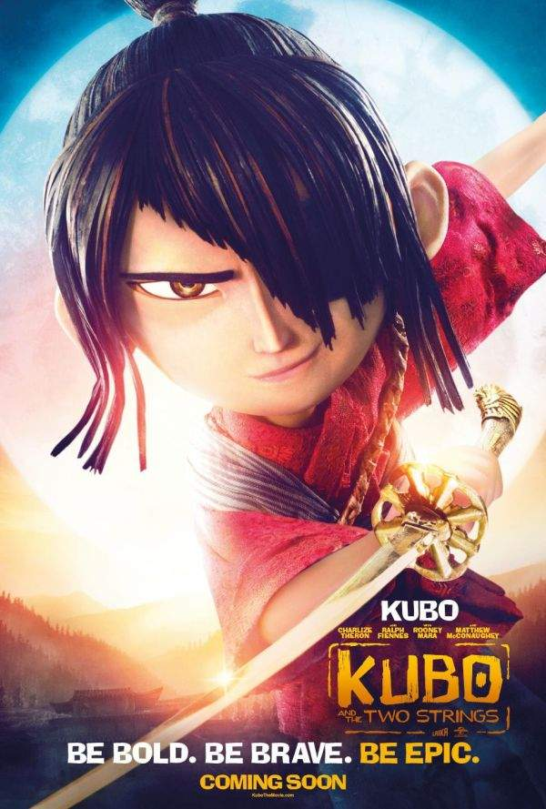 Kubo and the Two Strings (2016) – Stop-motion și stop clișeu