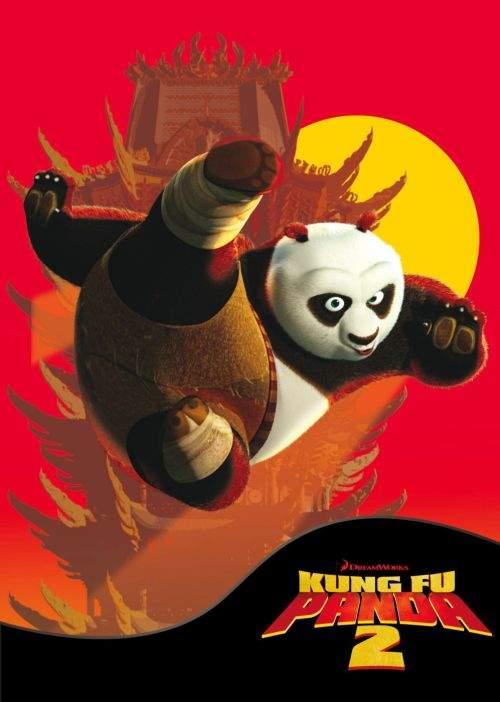 Kung Fu Panda 2 – Peaced off!!!
