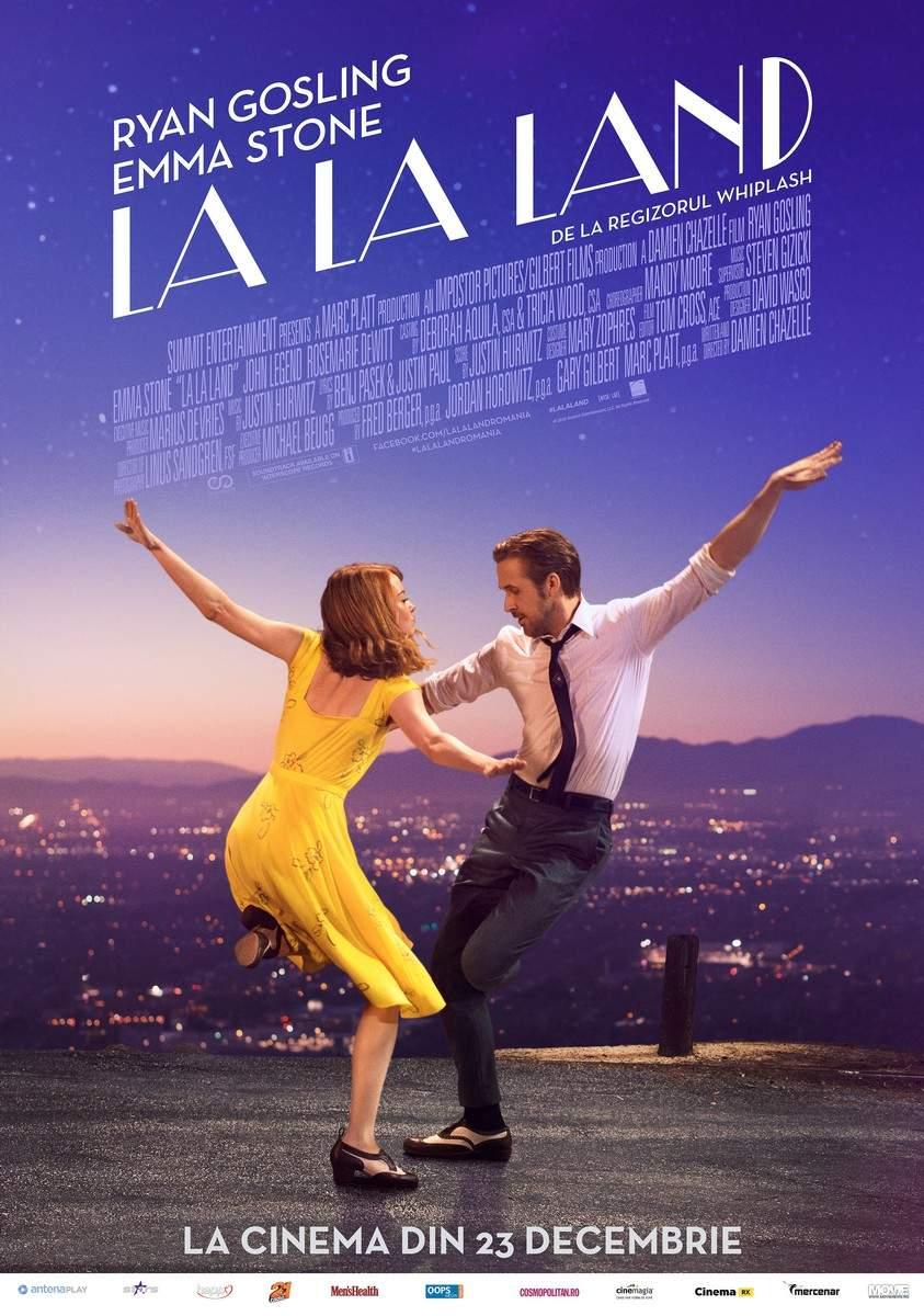 """La La Land (2016) – Și un """"da"""" și de la mine"""