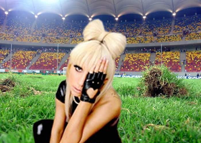 """Lady Gaga şi-a anulat concertul din România: """"Gazonul de pe National Arena este impracticabil"""""""