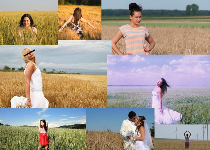 România a avut un an agricol excepţional! La cereale avem 30.000 poze la hectar!