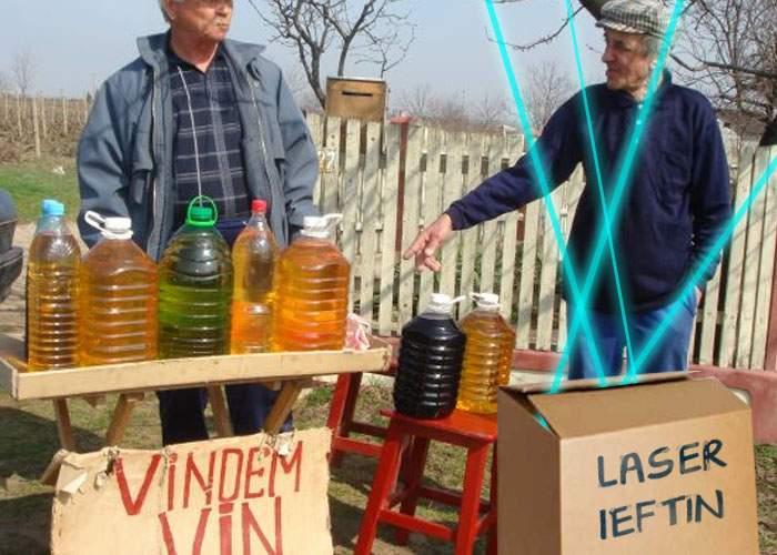 Fizicienii de la Măgurele au început să vândă la marginea șoselei laser furat din uzină